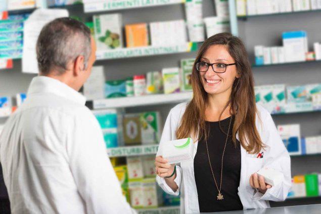 Sueldo de un Auxiliar de Farmacia