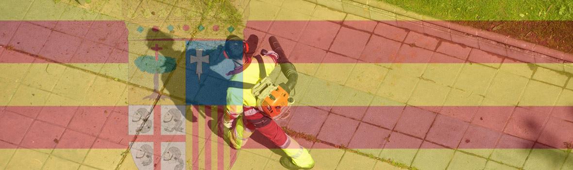 Oposiciones de Operario de Corporaciones Locales (Aragón)