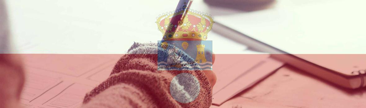 Oposiciones de Auxiliar Administrativo de Corporaciones Locales en Cantabria