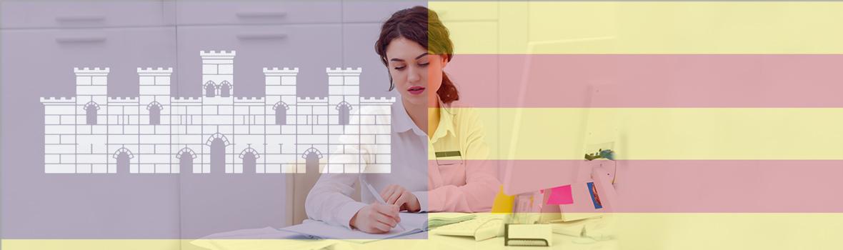 Oposiciones para Administrativo de Corporaciones Locales en Baleares