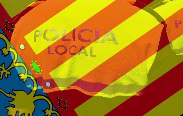 oposiciones policia local comunidad valenciana