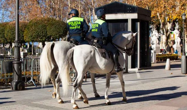 Requisitos Policía Municipal Madrid