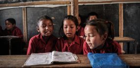 Save the Children trabaja para lograr un aprendizaje inclusivo