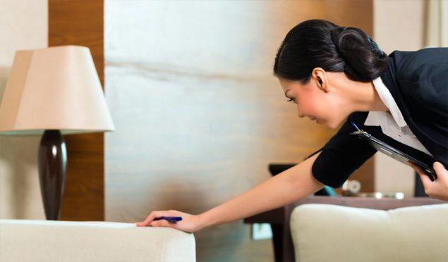 Gobernanta de Hotel funciones