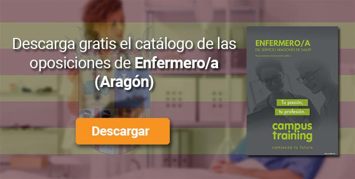Descarga el catálogo para el curso: Oposiciones de Enfermería de Aragón 2019