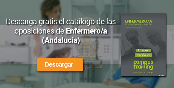 Descarga el catálogo para el curso: Oposiciones de Enfermería Andalucía