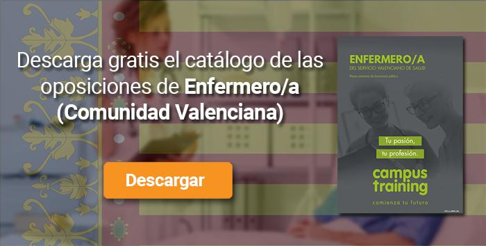 Descarga el catálogo para el curso: Oposiciones Enfermería Valencia