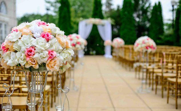 cómo ser wedding planner