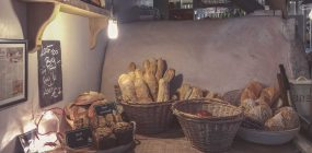Funciones panadero: el pan nuestro de cada día