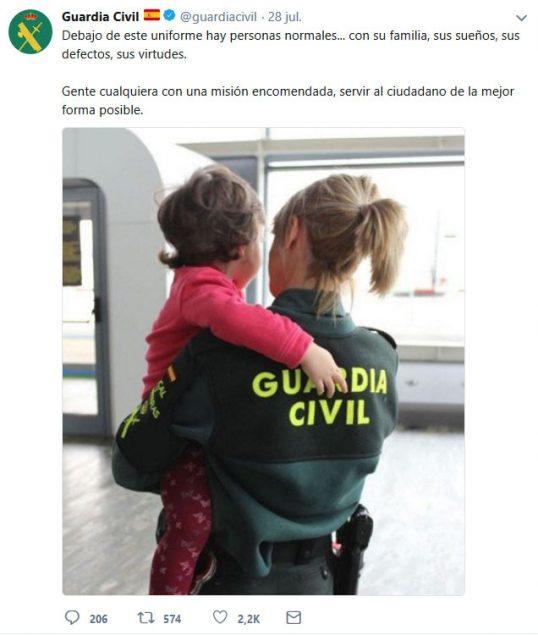 SQuiero ser guardia civil
