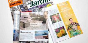 Campus Training colabora con las revistas Mi Jardín y Diseño Interior