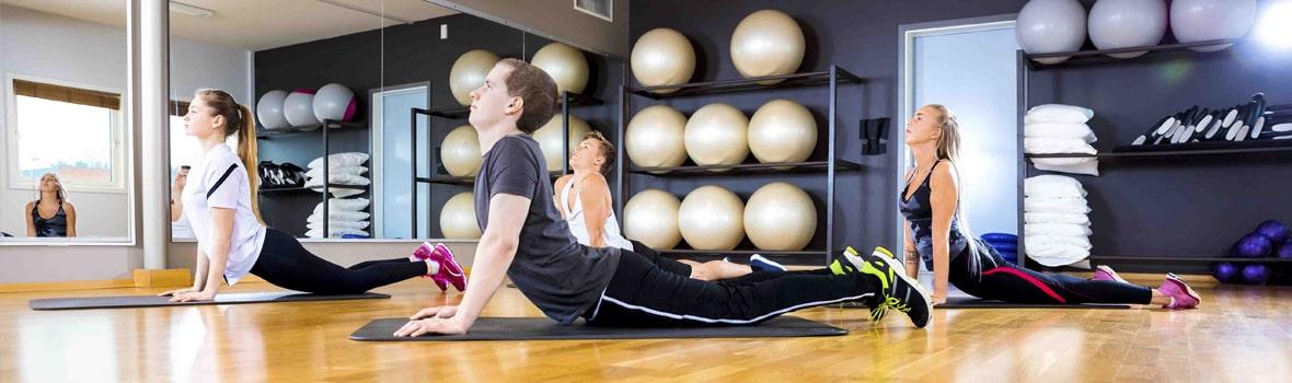 Curso de Instructor de Pilates y Personal Trainer