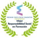 Premio Excelencia Educativa - Mejor Responsabilidad Social en Formación
