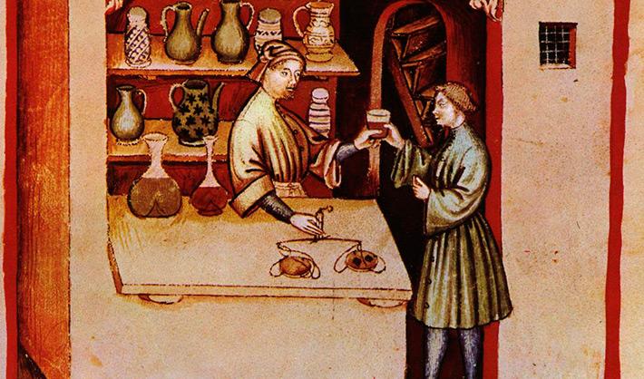 Historia de la Farmacia del chaman al farmacéutico, Historia de la Farmacia: del chamán al farmacéutico