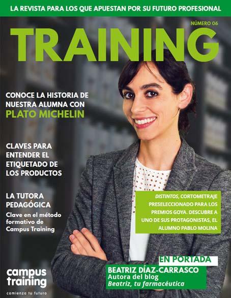 Revista Campus Training nº6
