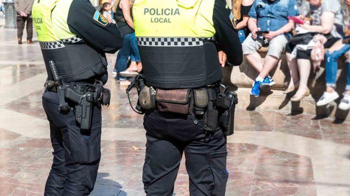 sueldo policia local galicia