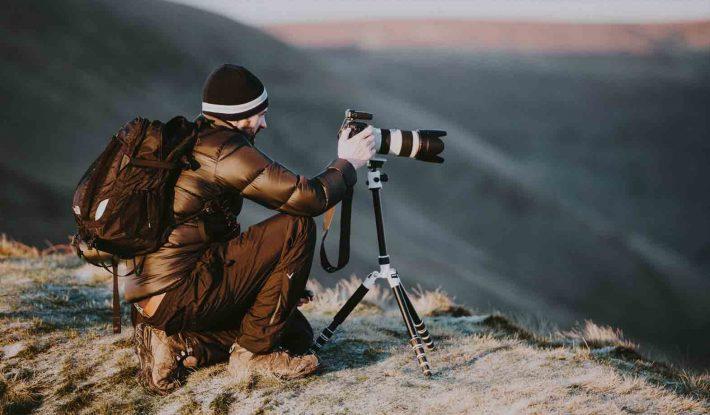 funciones de un fotografo profesional