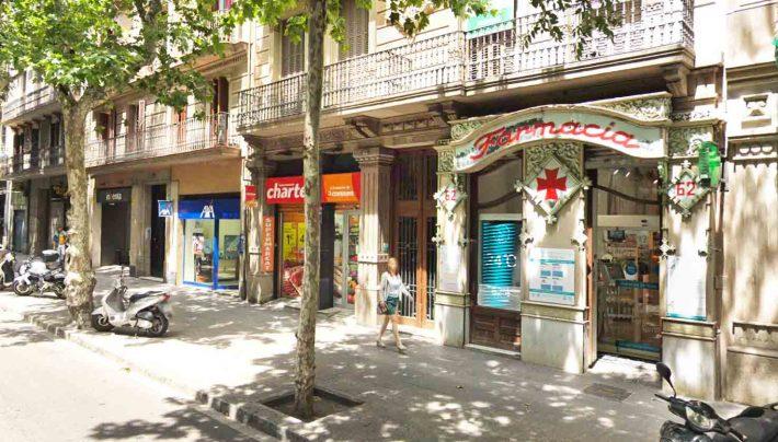 Auxiliar de farmacia Barcelona