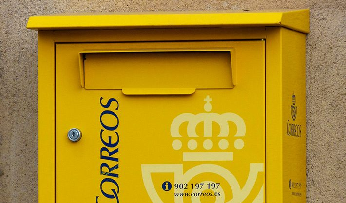 requisitos correos 2019