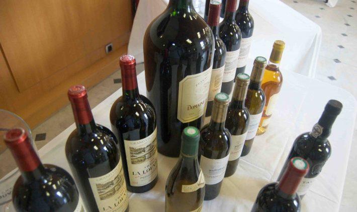 tamanos de botellas de vino