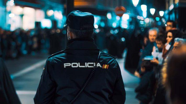 rangos policia nacional