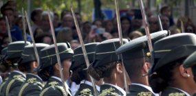 Edad máxima Guardia Civil