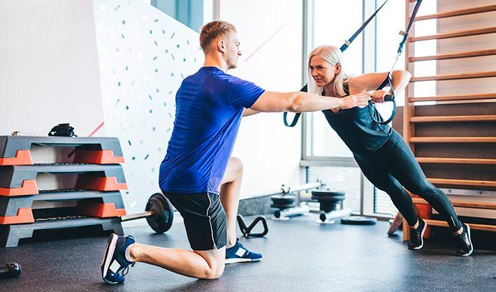 cómo ser entrenador personal - personal trainer