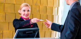 El recepcionista de hotel del futuro