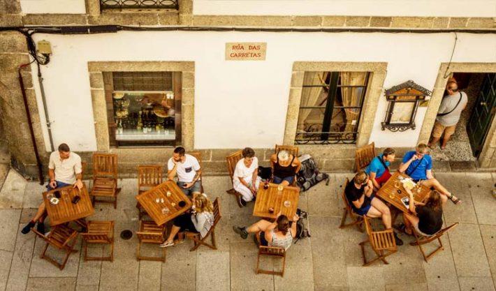 Ciclo superior en Santiago de Compostela