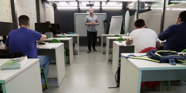 Academias oposiciones Sanidad Madrid