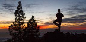Formación yoga Tenerife, la isla de la espiritualidad