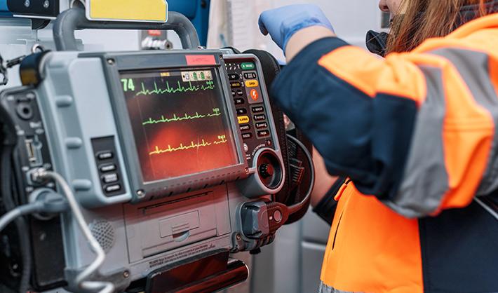funciones técnico emergencias sanitarias