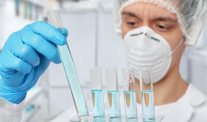 funciones del Técnico de laboratorio control de calidad