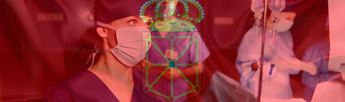 Oposiciones de Enfermería Navarra (Osasunbidea)