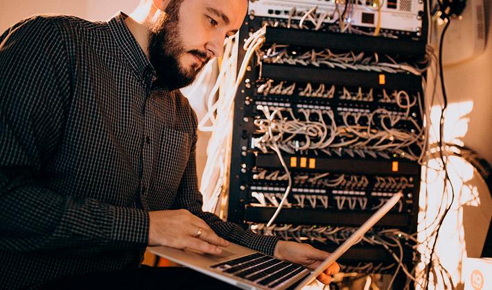 Administrador de sistemas informáticos en red empleo