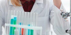 Funciones de un control de calidad en un laboratorio