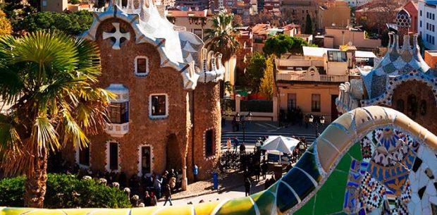 Guía Turístico Barcelona
