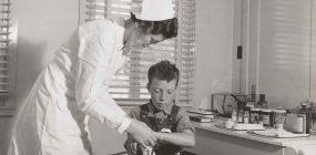 Historia de los cuidados de enfermería