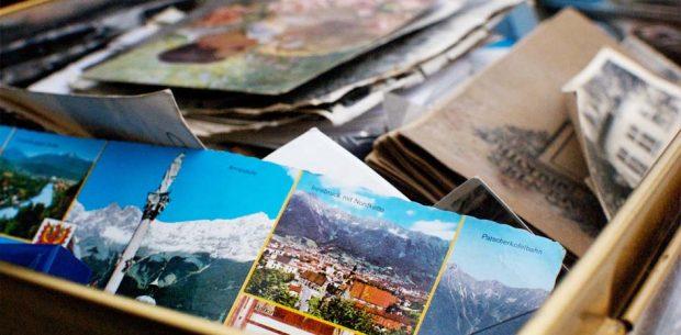 Historia postal. El origen del servicio de Correos
