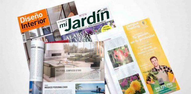 Revistas de decoración básicas para los interioristas