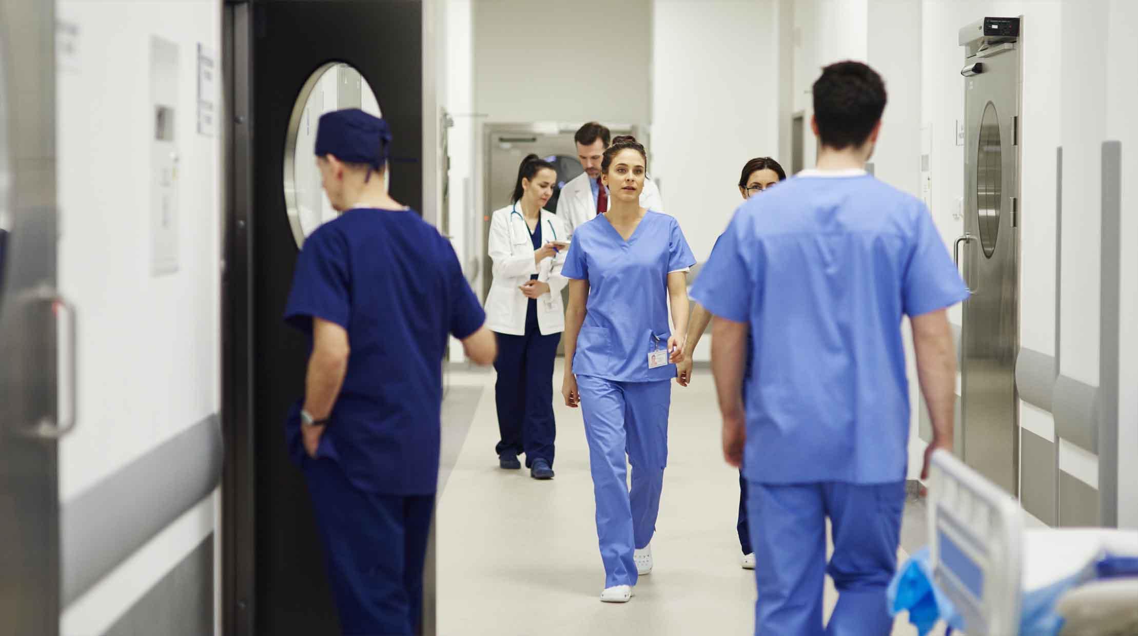 Sueldo Celador Servicio Madrileño de Salud (SERMAS)