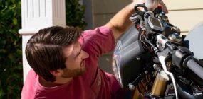 ¿Cómo ser mecánico de motos?