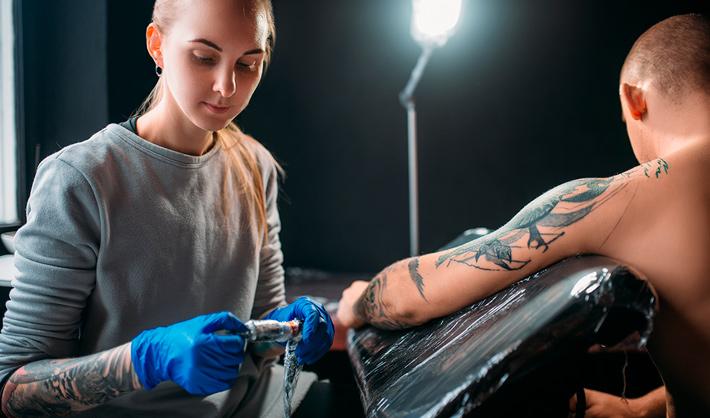 curso de tatuaje Barcelona – aprender a tatuar