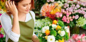 Empleo florista: salidas laborales de especialista en arte floral