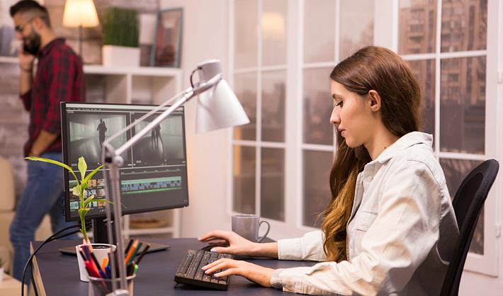 estudiar producción audiovisual - formación