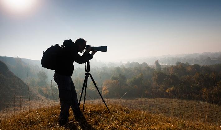 Fotógrafo de naturaleza – curso de Fotografía