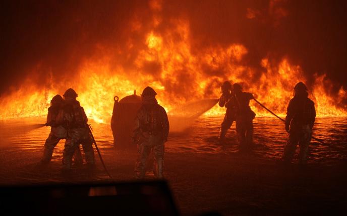 horario de trabajo de los bomberos