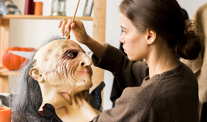 curso maquillaje caracterizacion online