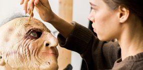 Curso de caracterización online: sé maquillador de efectos especiales