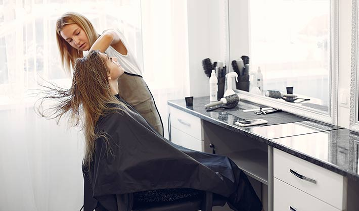 estudiar en escuela de peluquería